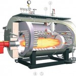 A diesel fire tube boiler capable of running biodiesel